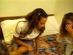19yo If You Love To See Innocent Looking Youngster Girls In Pussy Eating Action, This Hot Vidz Is Perfectly Right For You.  Featuring Two Of The Youngest P