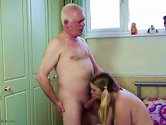 19yo Old Father Fucks Young Daughter